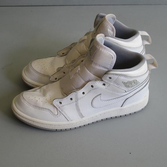 Air Jordan 1 Shoes White 640734 size 13c